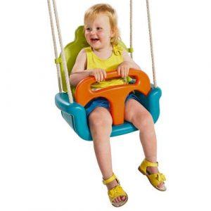 diyplay child swing