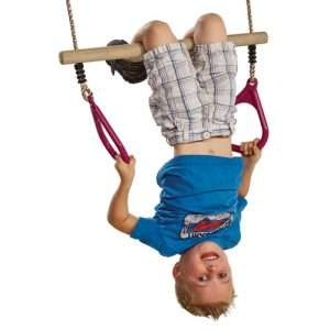 Play trapeze swing